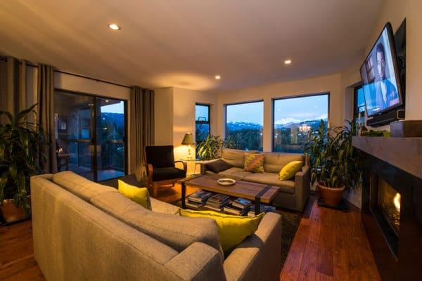 2 bedroom condo whistler village